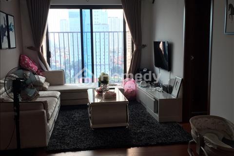 Bán căn hộ 125 hoàng ngân, 82m2, 3 ngủ, cơ bản 29tr/m2