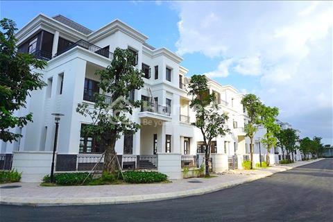 The Villas, biệt thự Compound, trường học, bệnh viện, công viên ven sông, 255m2, giá 15 tỷ