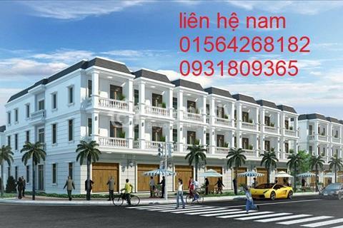 Bán nhà 1 trệt 1 lầu giá rẻ, 16 triệu/m2, ngân hàng hỗ trợ, gần Big C Dĩ An, Bình Dương