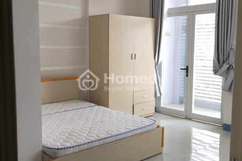 Phòng đẹp giá rẻ diện tích 30m2 cho thuê tại Quận 11, full nội thất có thang máy, bảo vệ 24/24