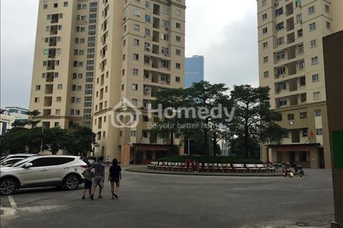 Gia đình tôi bán căn hộ 64m2 khu đô thị Nam Trung Yên giá rẻ