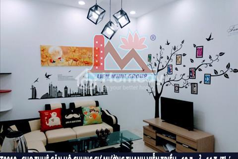 Căn hộ nội thất sang trọng chung cư Mường Thanh Viễn Triều Nha Trang - Đối diện biển Hòn Chồng