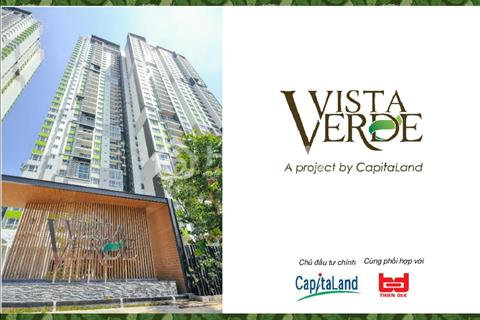 Vista Verde nơi đáng sống nhất khu vực quận 2, view ôm trọn sông Sài Gòn