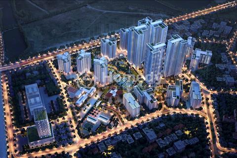 Chỉ từ 1,5 tỷ sở hữu ngay căn hộ chung cư cao cấp với 52 tiện ích, 7000m2 cây xanh, công viên