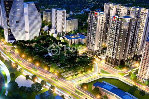 Căn hộ 2 phòng ngủ cao cấp 39 Lê Văn Lương trung tâm quận Thanh Xuân giá chỉ 2,2 tỷ sắp bàn giao