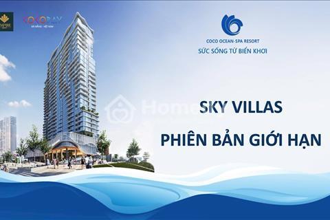 Cơ hội đầu tư siêu lợi nhuận của Sky Villa Cocobay