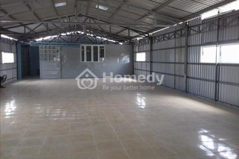 Cho thuê nhà xưởng tại Hà Nội 60m2 x 4 tầng ở mặt phố Lĩnh Nam