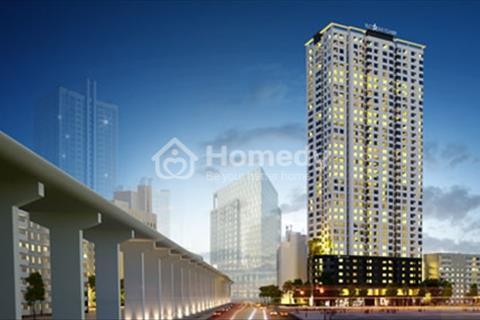 Chính chủ căn hộ FLC 418 Quang Trung cho thuê căn hộ 2 phòng ngủ giá 5.5 triệu/tháng có nội thất