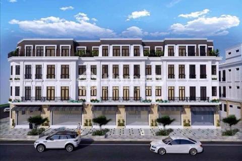 Mở bán nhà phố thương mại Golden Land (thuộc khu đô thị Pruksa Town - An Đồng)