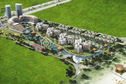Khu căn hộ nghỉ dưỡng Manna Luxury Holiday Resort
