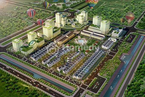 Sỡ hữu nhà phố, biệt thự tại khu đô thị đẹp nhất thành phố Huế - Phú Mỹ An