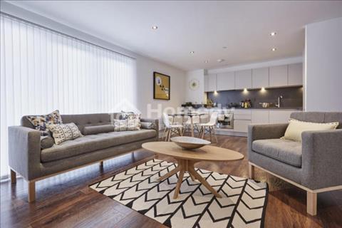 Cần tiền bán gấp căn hộ chung cư cao cấp River Gate, 74m2, 2pn-2wc. Giá: 3.8 tỷ,