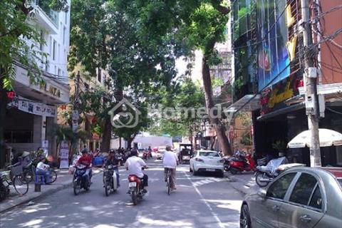 Cho thuê mặt phố Triệu Việt Vương 40m2 x 4 tầng, mặt tiền 4.5m, 50 triệu/tháng