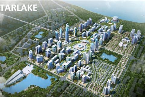 Bán biệt thự Starlake Tây Hồ Tây nhận bàn giao nhà ngay chủ đầu tư Deawoo E&C chỉ 25 - 45 tỷ 1 căn