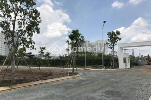 Đất nền mặt tiền Huỳnh Tấn Phát, Phú Xuân, Nhà Bè, sổ đỏ, xây dựng tự do, đường 9m