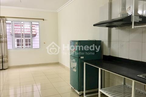 Căn hộ chung cư mini 1 phòng khách, 1 phòng ngủ, đủ điều hòa nóng lạnh 34 Âu Cơ - Quận Tây Hồ