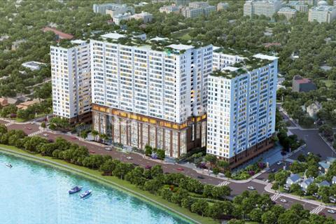 Nhà ở xã hội cao cấp Green River quận 8 giá chỉ 980 triệu/căn 2 ngủ 60m2 (đã vat) - full nội thất
