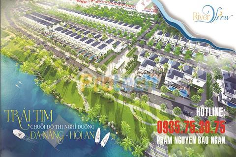 Mở bán khu đô thị River View nghỉ dưỡng ven sông Cổ Cò giá chỉ 430 triệu chiết khấu cực cao 9%