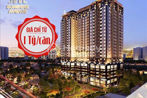 Chính thức mở bán Căn Hộ Sunshine Avenue Quận 8 - Ngay đại lộ Võ Văn Kiệt. Chỉ 980 triệu/căn