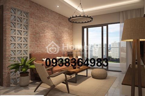Căn hộ 2 phòng ngủ, nội thất đầy đủ, thiết kế châu Âu, góc Nguyễn Văn Cừ quận 1, giá 5,1 tỷ