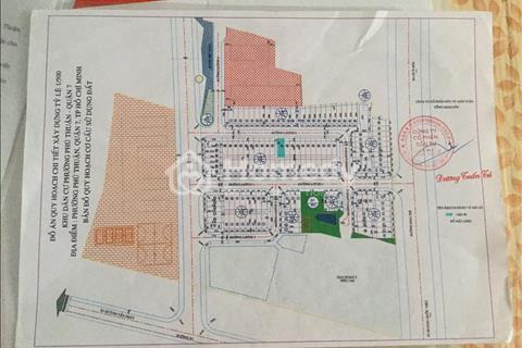 Bán đất nền liền kề tại dự án Lotus Residence, Quận 7, diện tích 19,5m2 giá 30 triệu/m²
