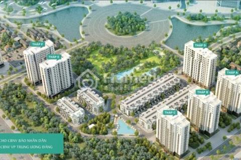Chính chủ cần bán căn chung cư Báo Nhân Dân, căn 901 - 95m2 và căn 1503 - 59,2 m2