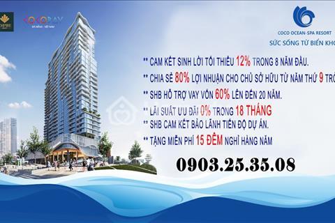 Sky Villas, phiên bản giới hạn của Cocobay, giá 45 triệu/m2