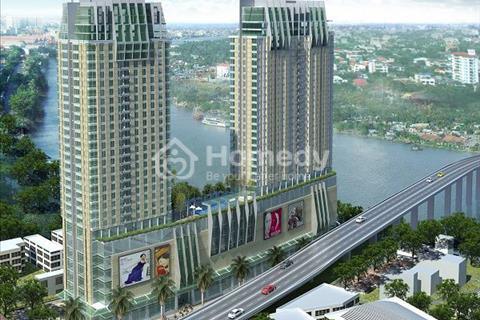 Bán căn hộ cao cấp River Gate block A, 2pn-1wc, 57m2, lầu cao, view sông Bến Nghé, giá 3.2 tỷ