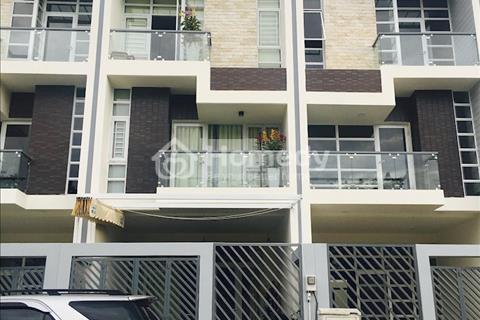 Nhà phố vườn 4 tầng 288m2 - đường 18m - quận 7