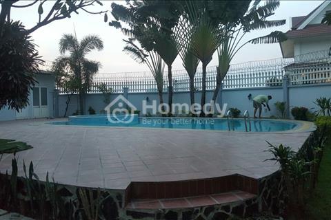 Cho Thuê Villa 600m2 Thảo Điền Sân vườn Hồ bơi Giá 5000$/th