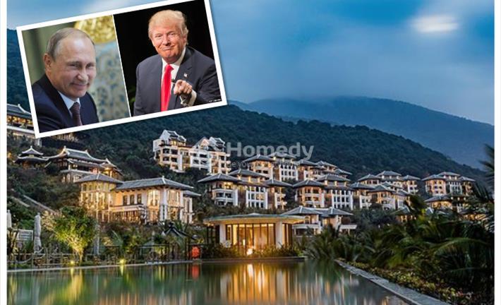 APEC 2017: Khu nghỉ dưỡng nào sẽ đón tiếp Tổng thống Donal Trump và Vladimir Putin?