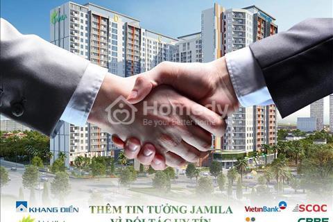 Chính chủ cần bán lại căn A - 03.09 dự án Jamila Khang Điền, giá gốc chủ đầu tư, tặng máy lạnh