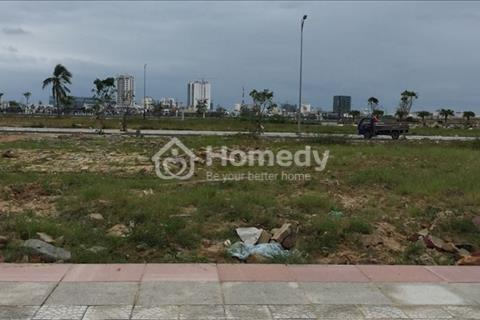 Cho thuê dài hạn lô đất 300m2 (15x20m) mặt tiền đường Vương Thừa Vũ,Phước Mỹ, Sơn Trà