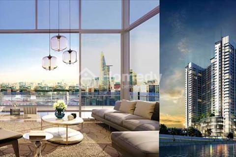 Thanh lý nhanh căn hộ cao cấp Millennium block A, 73m2, 2pn-2wc, lầu cao, view hồ bơi. Giá 4.6 tỷ