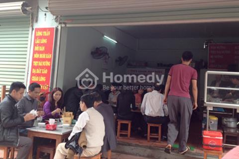 Cho thuê nhà bán đảo Linh Đàm 50m2, mặt tiền 6m, giá 27 triệu/tháng