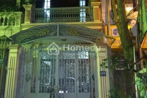 Cho thuê nhà riêng phố Mạc Thái Tổ - Yên Hòa - Cầu Giấy