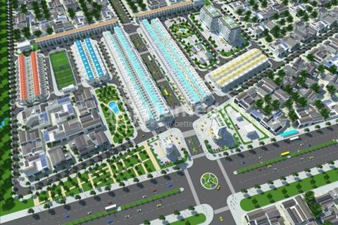 Khu đô thị DRG Complex City (Central Gate)