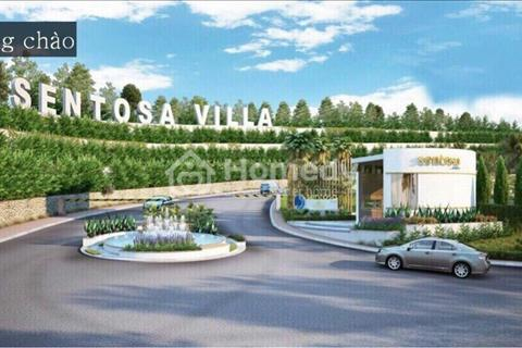 Biệt thự biển Sentosa Villa Phan Thiết, giá đợt đầu chỉ 4,2 triệu/m2, chiết khấu 3%-18%
