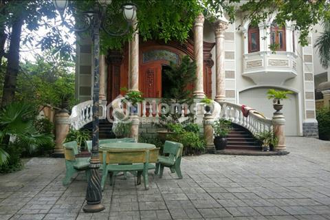 Villa cho thuê 600m2, phường thảo diền , quận 2