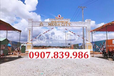 Dự án Mega City, quỹ đất vàng trung tâm TX Bến Cát, chỉ từ 450 triệu/nền, thanh toán 9-12 tháng.