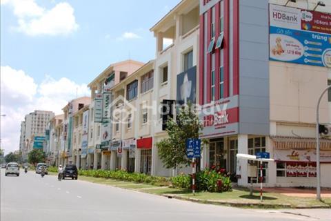 Cho thuê nhanh nhà phố Mỹ Toàn, mặt tiền Nguyễn Văn Linh, 6x18m, giá 38 triệu/tháng