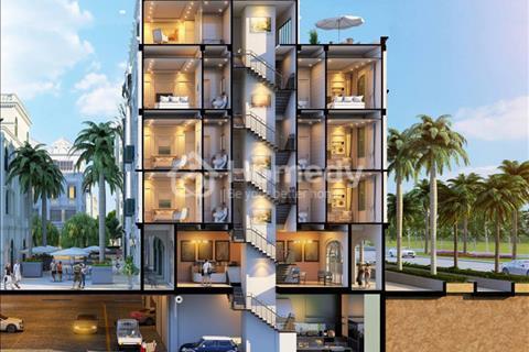 Cần bán khách sạn mini hotels mặt biển duy nhất tại Phú Quốc, cạnh Quảng Trường Biển 63m