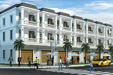 Nhà phố 1 trêt 2 lầu gần chợ Đông Hoà - ngân hàng thanh lý hỗ trợ 70%