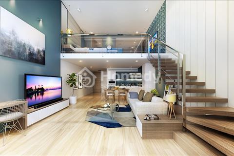Ưu đãi tháng 11 của chủ đầu tư, Ccăn hộ Duplex có tầng lửng và đã cất nóc, bàn giao trong năm 2018