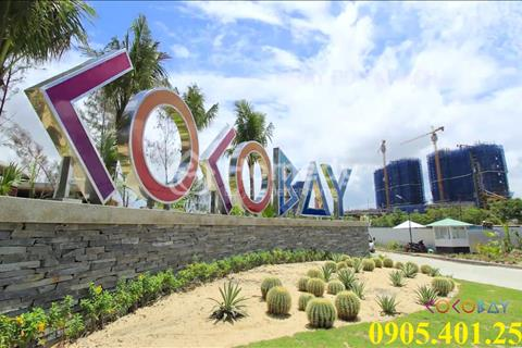 Đất nền ven biển Nam Đà Nẵng giá rẻ, cạnh Cocobay, mặt tiền rộng, giá chỉ 432 triệu