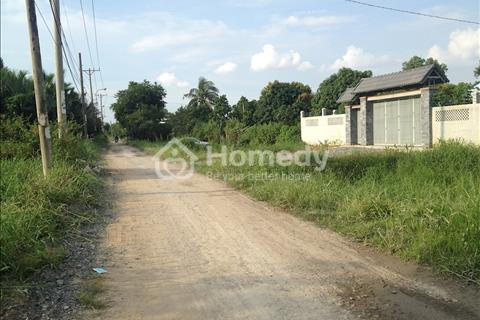 Bán 1900m2 đất mặt tiền đường liên ấp 4 - 5 Đa Phước, Bình Chánh