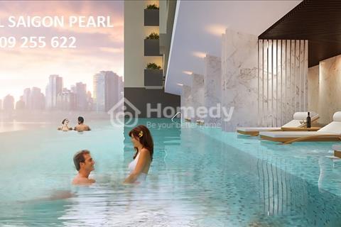 Bán lỗ căn hộ 2 phòng ngủ Opal Saigon Pearl, 90,12 m2, tầng cao