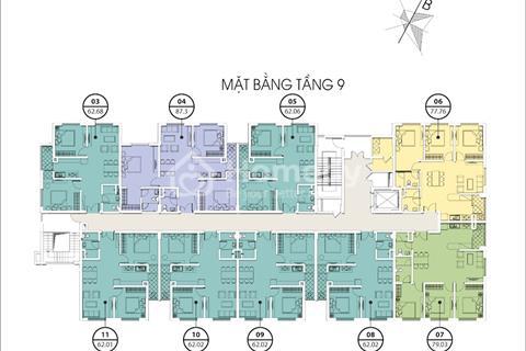 Chỉ từ 1,5 tỷ - sở hữu căn hộ 3 phòng ngủ tại Valencia Garden
