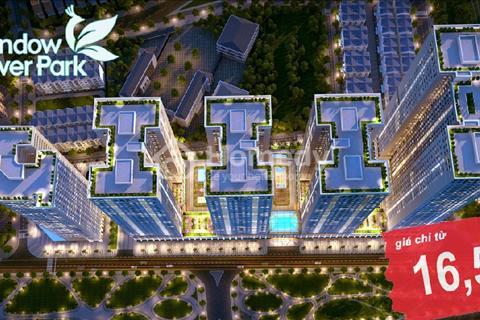 Suất ngoại giao căn Park 1 - 2112 Eurowindow River Park chiết khấu 1% giá trị căn hộ