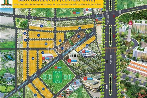 Nhận đặt chỗ ưu tiên chỉ với 10 triệu đồng nhận ngay nền đẹp tại DRG complex city mặt tiền QL 1A